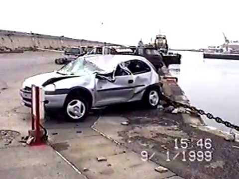 После урагана 07.01. 1999 г. Санта-Круз де Тенерифе.