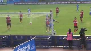 Guangzhou R&F vs Henan Jianye, Chinese Super League 2014 (Round 6)