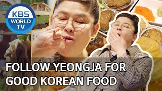 Follow Yeongja for good Korean food [Editor's Picks / Stars' Top Recipe at Fun-Staurant]