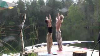 видео Медитация «Лесное купание»