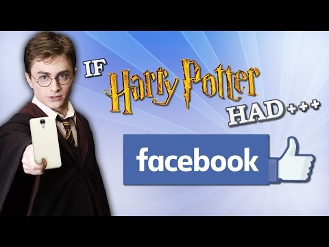 Thanks God, Zuckerberg Didn't Study At Hogwarts!
