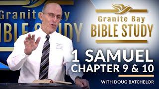 Prayer Meeting with Doug Batchelor (1 Samuel Ch. 9 and 10)