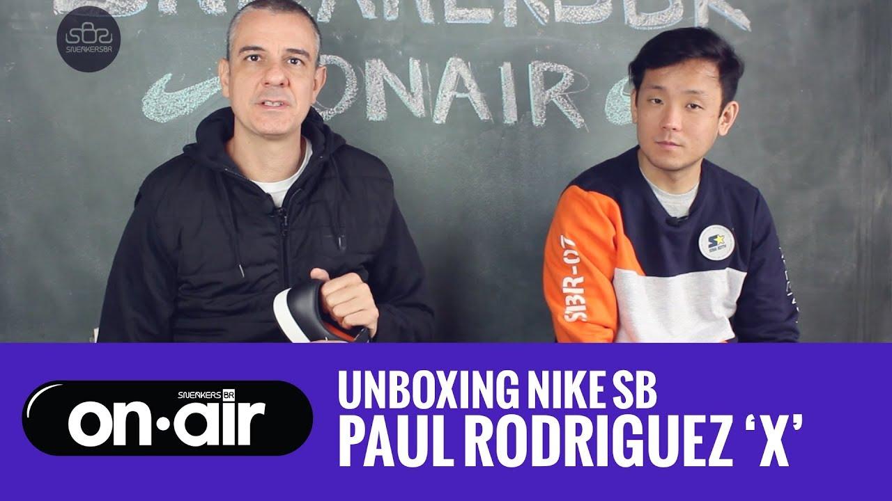 SBROnAIR Vol. 137 Unboxing Nike SB Zoom Stefan Janoski Slip RM
