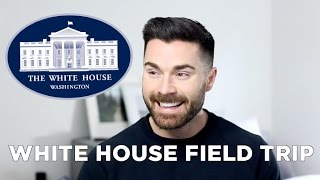 MY DAY AT THE WHITE HOUSE | FT OTHER YOUTUBERS YOU LOVE