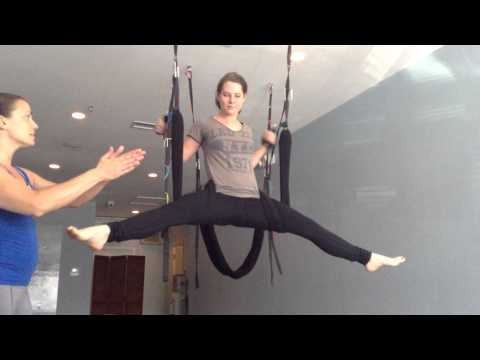 Fly Gym with Liz & Lauren at Bend Yoga & Wellness