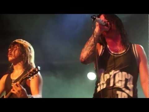 Escape The Fate-Ashley (Acoustic) (Live Sydney Roundhouse 2011)