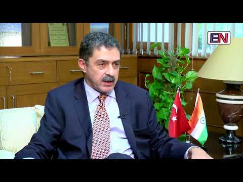Interview of Ambassador of Turkey by EN TV.