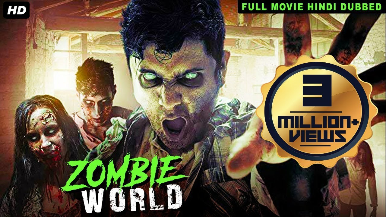 ZOMBIE WORLD (2021) New Released Full Hindi Dubbed Movie | Hollywood Movies In Hindi Dubbed 2021