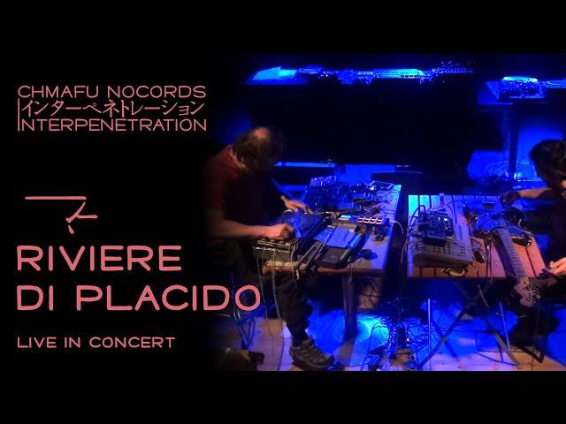 Arnaud Rivière & Olivier Di Placido @ Interpenetration 1.9.2
