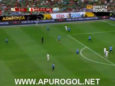 México vence A Uruguay Y No Lo Creen sus Comentaristas