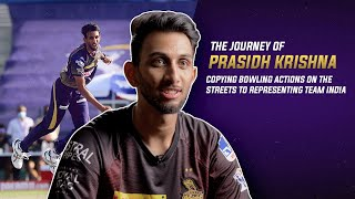 Net bowler in 2018 to IPL regular, now Team India: Prasidh Krishna's story   I Am A Knight