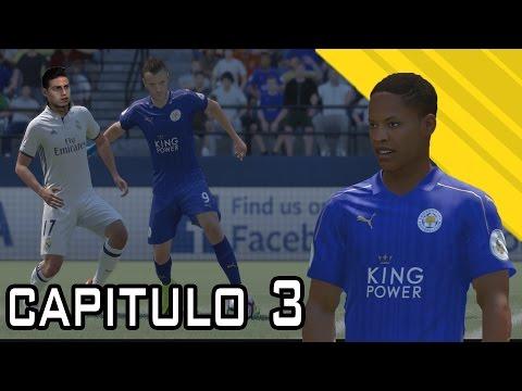 FIFA 17 HISTORIA (El Trayecto) - HUNTER VS REAL MADRID - ARRANCA LA PREMIER LEAGUE