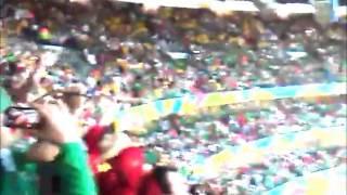 Mexico X Croatia - Himno Nacional de México