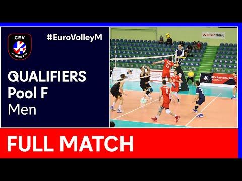 Georgia vs. Montenegro - CEV EuroVolley 2021 Qualifiers Men