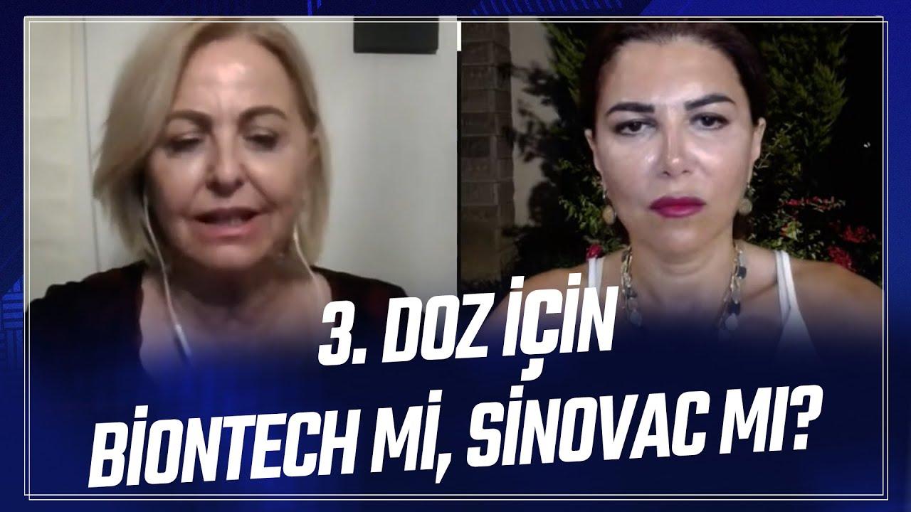 Download Prof. Dr. Esin Şenol | 3. DOZ İÇİN SİNOVAC MI BİONTECH Mİ?