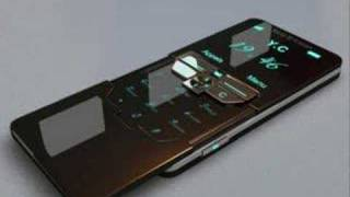 Sony Ericsson Chocolate Phone (CONCEPT)