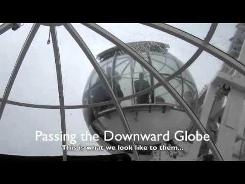 Stockholm Skyview Globe Arena