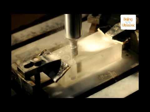 Ultrasonic Horn for Ultrasonic Drilling Machine