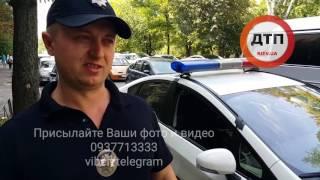 23.08.2016 ДТП КИЕВ УМАНСКАЯ ВЕЛО БАБУШКА ПОСТРАДАЛА 2