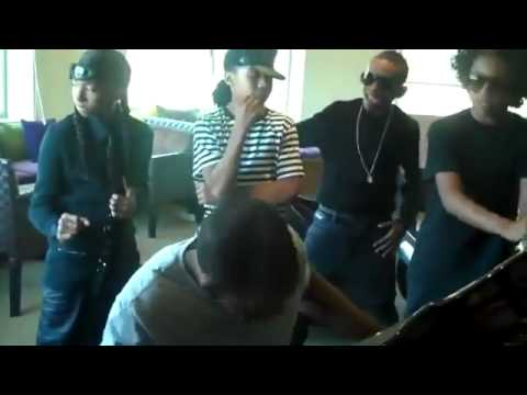 Mindless Behavior My Girl Acapella