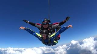 Прыжок с парашютом - 3500 метров - Киев/Аэропорт Чайка