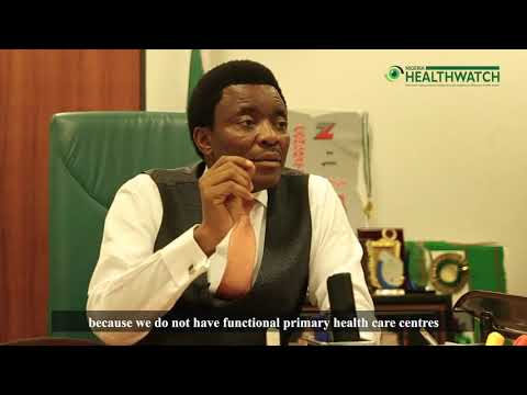 #PreventEpidemicsNaija: Exclusive Interview With Hon. Chike Okafor