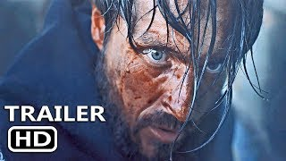 KINGDOM OF SWORDS Official Trailer (2019) Viking Movie