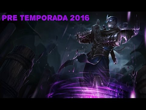 League of Legends  || Shen Suport