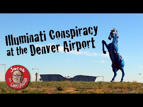 Illuminati Conspiracies At The Denver Airport