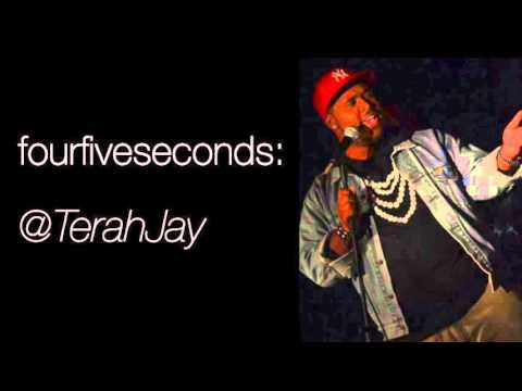 fourfiveseconds TerahJay Cover