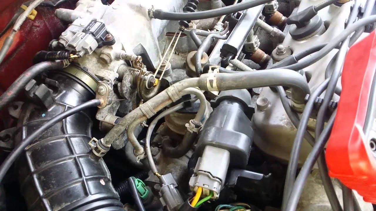 hight resolution of how to fix code 12 egr lift sensor on honda cars