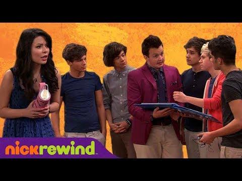 АйКарли | Пятиминутка | Вперёд, One Direction | Nick Rewind Россия