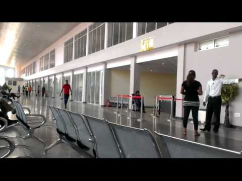 Inside Remodeled Akanu Ibiam International Airport Enugu