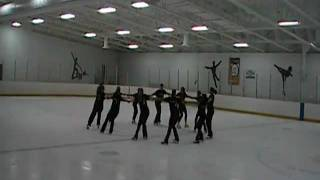 Rhythm & Blades Adult Practice Oct 29, 2011