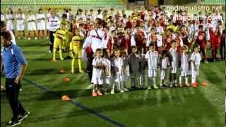 Presentación de todas las categorías del Guadix Club de Fútbol