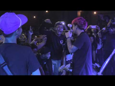 [LIVE] 2016.03.10 Pee Wee Gaskins - Aku Bukan Musuhmu