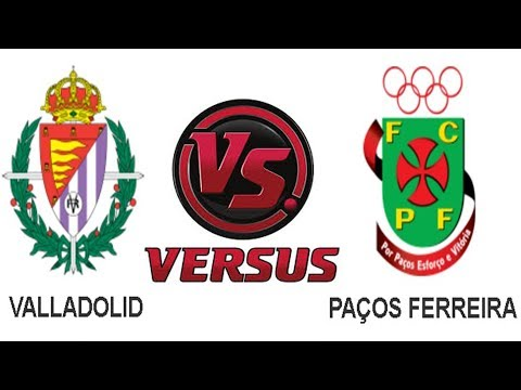 REAL VALLADOLID VS PACOS FERREIRA LIVE ALL GOALS & HIGHLIGHTS IN LIVE AMAIZING MATCH UNGLAUBICH