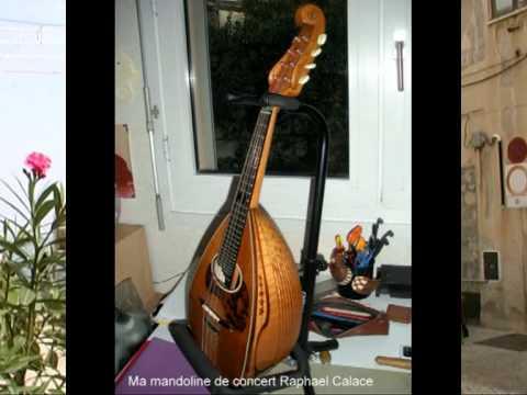 Mandoline musique youtube