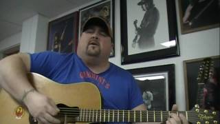 Billy Hurst - Where She Told Me To Go - Acoustic Cover - Eric Church