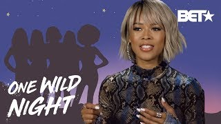 Serayah From Empire called out by Jamie Foxx | One Wild Night
