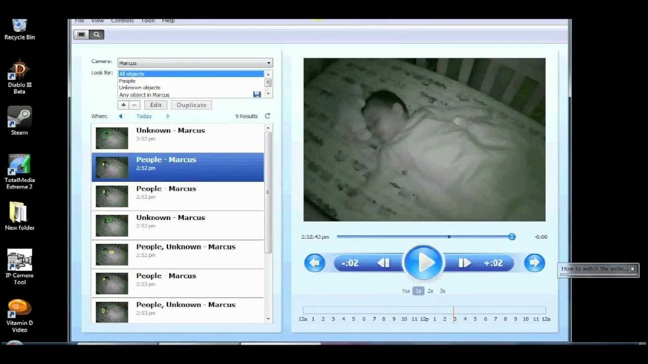 How To Record Foscam Webcam Video On Windows Or Mac Using