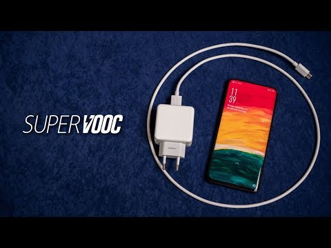 The world's FASTEST phone charger (SuperVOOC explained)