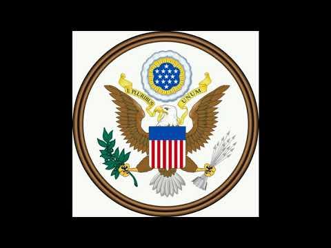 Герб США.