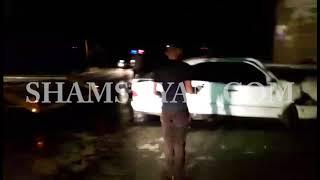 Ողբերգական ավտովթար Սյունիքի մարզում  25 ամյա վարորդը Mercedes ով բախվել է բետոնե պատին