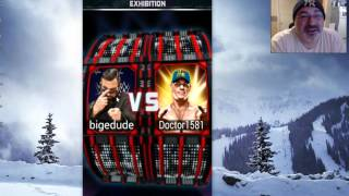 WWE Supercard #76 - BEWARE THE NAP!!! Legendary Pro!!!
