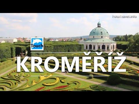 Kroměříž - zámek &  Květná zahrada