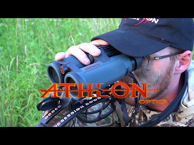 Athlon Optics Quality Binoculars + Lifetime Unconditional Warranty