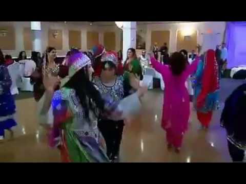 FARSI Song Afghan Girls Dance 2017 new