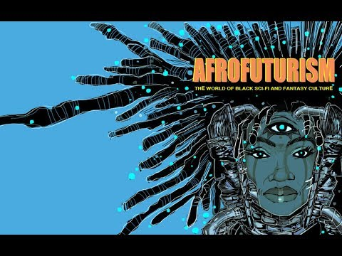 Aron Ramses speaks on AfroFuturism, Conscious Science Fiction, and Fantasy Culture