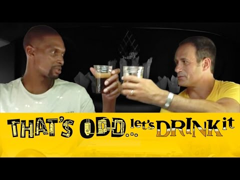 Chris Bosh and Sam Calagione Brew Beer in a Stretch Hummer | That's Odd, Let's Drink It thumbnail